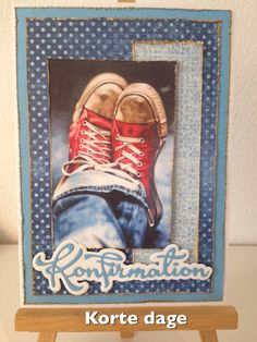 Boy Cards, Projects To Try, Sneaker, Inspiration, Shoes, Biblical Inspiration, Sneakers, Shoe, Shoes Outlet