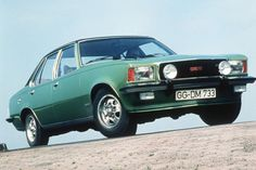 Opel Commodore B, GS/E, 1972-1977