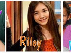 I got: Rowan Blanchard! What Disney Channel character are you?