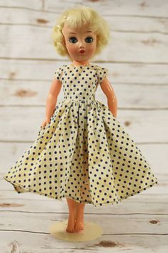 VINTAGE-1950s-HORSMAN-18-CINDY-DOLL-Marked-82-with-Outfit
