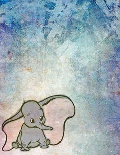 dumbo My favorite elephant! Disney Pixar, Disney And Dreamworks, Disney Animation, Disney Cartoons, Disney Art, Dumbo Disney, Disney Characters, Disney Fanatic, Disney Addict