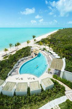 The Shore Club - New Luxury Resort on Long Bay Beach, Turks & Caicos