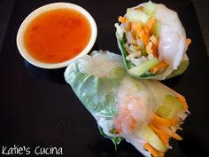I've always enjoyed consuming these wonderful cold summer rolls when dinning out at restaurants, but never thought about making them at home from scratch. Untiil a few years back when I was shopping at an Asian food market, and stumbled across the wrappers and instantly knew I needed to try making these! These aren't the …