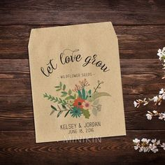 Wedding+Seed+Favors+Wedding+Seed+Packet+Seed+by+MinikinSeedPackets