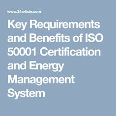 Energy management system procedures are key documents required fo energy management system procedures are key documents required fo iso 50001 consultant services pinterest fandeluxe Choice Image