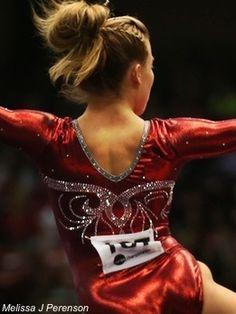 Lovely Leotards of NCAA's Part 2: Super Six | 2014 NCAA Womens Gymnastics Championships - Gymnastike