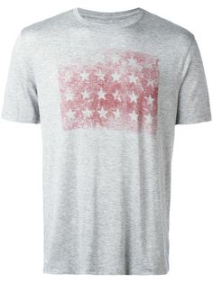 JOHN VARVATOS faded star print T-shirt. #johnvarvatos #cloth #티셔츠