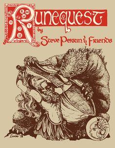 RuneQuest - 1st Edition
