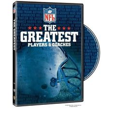 With A Dozen Chapters That Chronicle Footballs Most Excellent Players the Greatest Highlights The Games Elite And Its Current Stars Destined For Enshrinement.in The Greatest Nfl Films Brilliantly Capt