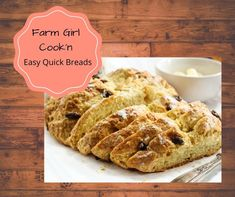 Social Distancing Recipes  -   Breads You Can Make Without Yeast or Kneading