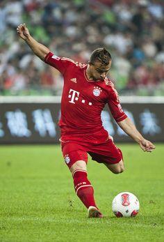 Xherdan Shaqiri - FC Basel, Bayern Munich, Switzerland.