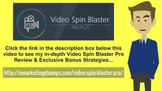 Spinning, Posts, Content, Marketing, Watch, Amazon, Learning, Create, Youtube