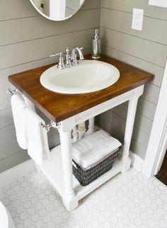 Sink idea for lower bathroom