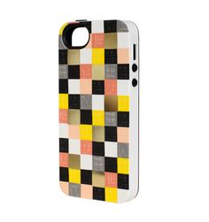 Checkered Protective iPhone Cover