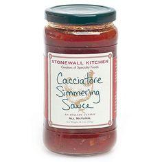 Cacciatore Simmering Sauce 18.5oz $8.95