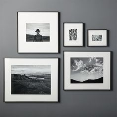 Shop Gallery Black Frames with White Mats. Exhibit your favorite photos and images gallery-style. White mat floats one photo within a sleek picture frame of matte black aluminum. 16x20 Picture Frame, Floating Picture Frames, Unique Picture Frames, Picture Frame Crafts, Black Picture Frames, Picture Frame Layout, 16x20 Frame, Black Frames On Wall, Canvas Frame