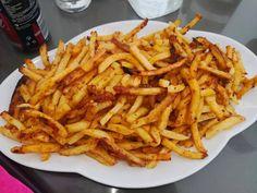 Greek Recipes, Fajitas, Potato Recipes, Food Hacks, Recipies, Food And Drink, Cooking Recipes, Lunch, Chicken