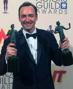 "Kevin Spacey • Quin·tes·sen·tial, as in ""Kevin Spacey is the..."