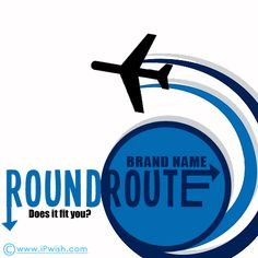 "Into #travel #business? ""RoundRoute"" is an ideal brand #name for you. Check its availability at iPwish for Free"