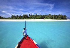 Maldives...25th wedding anniversary