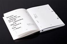 "MARKS | Book for ""Rendez-vous des créateurs 2012*"" | http://www.marks.gr"