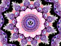 Healing Om Mandala 3