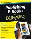 Publishing E-Books For Dummies:Book Information and Code Download - For Dummies