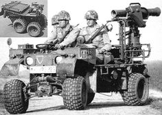 1974-1998~ Faun Kraka  The Faun Kraka was used in the German Army from 1974 till the late 1990's. It's got some awesome features—folding chassis (see inset photo)—chain-driven wheels, no body (not sure how that's a feature…), and is extremely strong.    Early sales to forestry industries and disaster recovery found few takers, so the company turned to the German Army, who needed a cross-country, air-transportable weapons carrier. You can still buy them today, if you can find a collector…