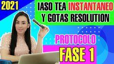 Como Tomar Las Gotas Resolution y Iaso Tea Instantaneo Fase 1 (ACTUALIZA...