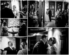 Ashley and Tyler Photo By Tres Jolie Photo Milwaukee, WI Wedding Photography La Cuvee