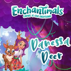 Enchantimals Who Is Your Favorite Enchantimal Youtube