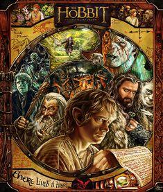 El Hobbit: Un Viaje Inesperado - Adriana Melo