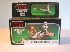 French Meccano stickered Speeder Bike