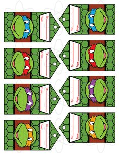 Imagination is the limit by AtomDesign Ninja Turtle Party, Ninja Turtles, Ninja Party, Ninja Turtle Birthday, Turtle Birthday Parties, Birthday Fun, Birthday Ideas, Sr1, Topper