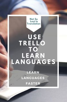 Use Trello To Learn a Foreign Language