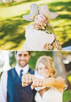 {Budget Friendly} Vintage Outdoor Wedding, I may love EVERYTHING about  this wedding!!!