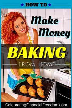 Like to bake sweet treats and make extra money while you're doing it? Click…