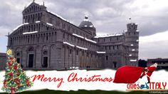 #Pisa, #Italy, #Christmas #card Pin it to wish a Merry Christmas to your follower