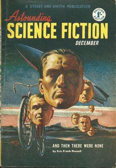 Astounding Science Fiction Atlas British Pulp Dec 1951