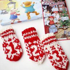 Blogg - Kalendervotter Christmas Stockings, Knitting, Holiday Decor, Advent Calenders, Threading, Needlepoint Christmas Stockings, Tricot, Breien, Stricken