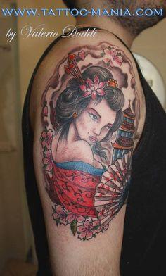 Tatuaggio Orientale