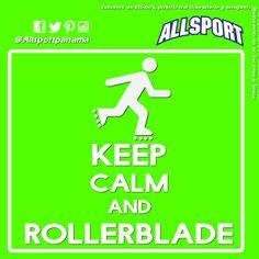 Pregunta por la variedad que tenemos en patines Rollerblade. Tenemos lo más actualizado a tu gusto, visitanos en Albrook mall pasillo del canguro y dinosaurio, 3er piso en el mall Multicentro y Colón #Allsport #Cooldatos #facts #rollerblade #cool #becool #patines #xtreme #fitness #training #fitlife #pty #panama #cintacostera #pinterest