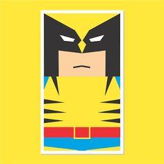 The Design Caravan: Wolverine