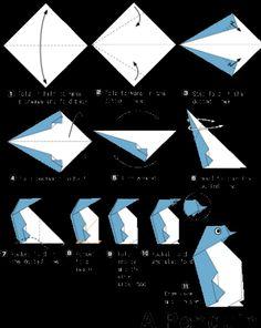 print oragomie | make origami crane easy how to make easy origami for kids make origami ...