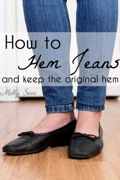 Hey y'all, welcome to January on the blog. This month we're going to be talking about mending – because the first part of having a great wardrobe is making sure the things you have fit perfectly. So, if you've got short girl probs like me, you'll like today's post about how to hem jeans. I've Read the Rest...