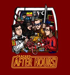 After Hours: The Shirt | The Cracked Dispensary