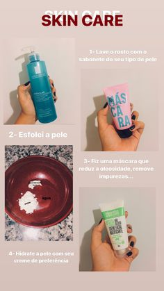 Face Care Tips, Face Skin Care, Skin Care Tips, Wow Deals, Pretty Hurts, Skin Care Routine Steps, Skin Cleanse, Perfect Skin, How To Make Hair