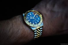 #Rolex GMT-Master 16753 like .. repin .. comment :) http://amzn.to/X1nbG9