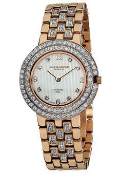 Akribos XXIV AK598RG Watch