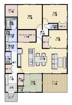 House Layouts, Dorm Room, Ideal Home, House Plans, Floor Plans, How To Plan, Architecture, Interior, Home Decor